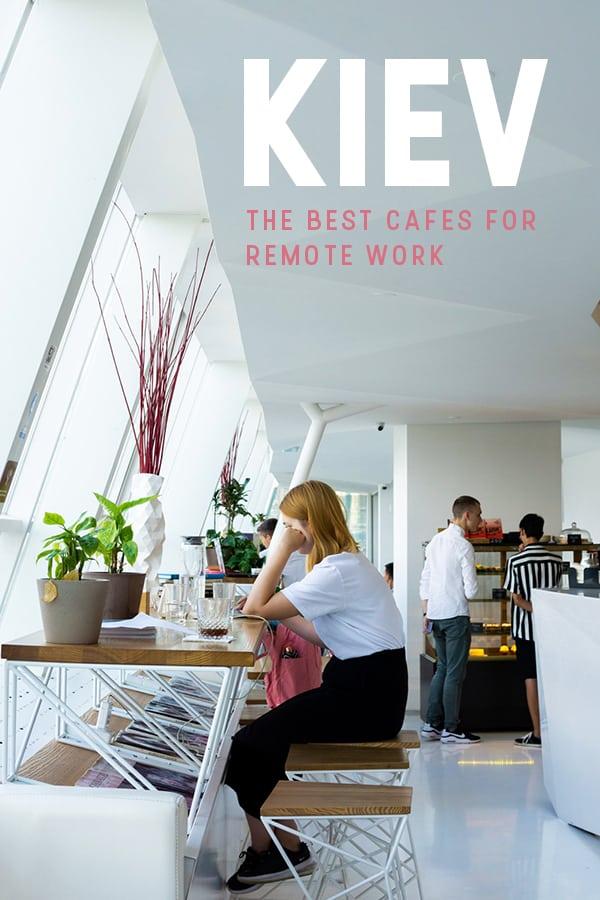 ¿Eres un nómada digital que busca un café para trabajar en Kiev, Ucrania (también conocida como Kiev)?  Aquí hay una lista de los mejores cafés con wifi para trabajar a distancia en Kiev, que incluye un mapa y los costos promedio de una taza de café.  ¡Tu búsqueda ha terminado!