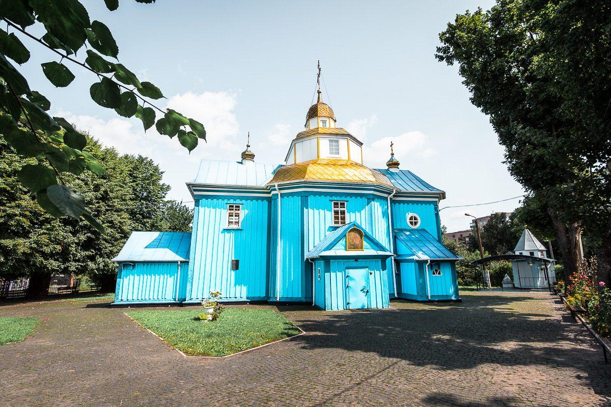 Uspensʹka Tserkva Rivne Ucrania