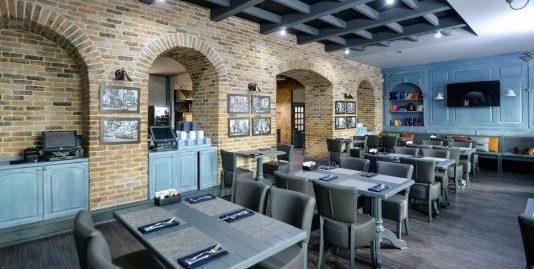 Sam's Steak House en Kiev, Ucrania