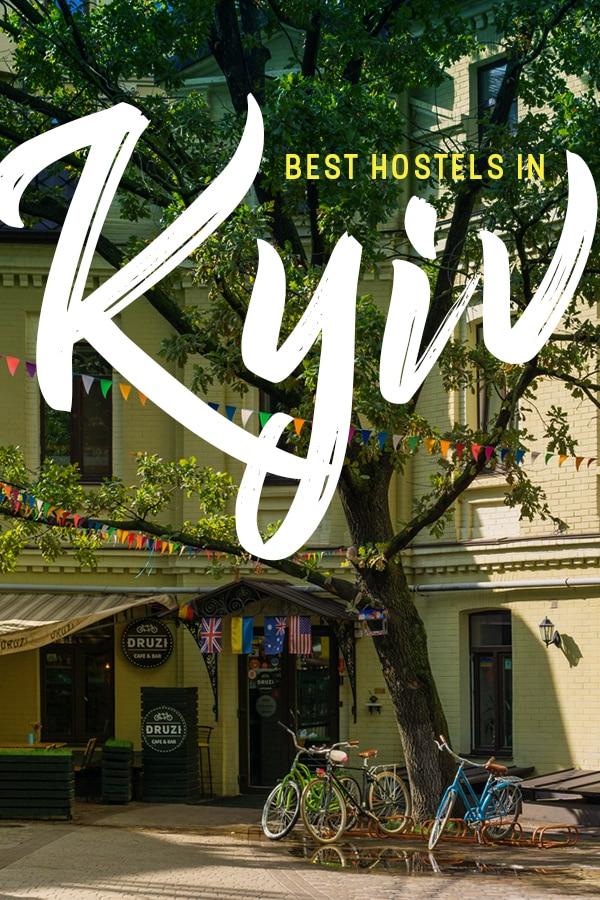 Viajar a Kiev, Ucrania?  Aquí están los mejores albergues en Kiev (también conocido como Kiev) para viajeros y mochileros, que incluyen de todo, desde albergues para fiestas hasta albergues tranquilos y excelentes lugares para conocer gente.